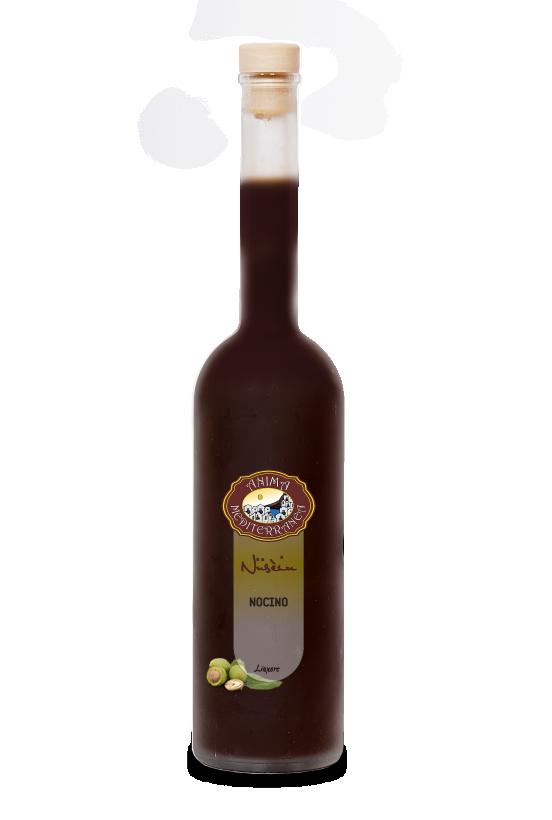 Liquore di noce anima mediterranea for Un liquore tonico